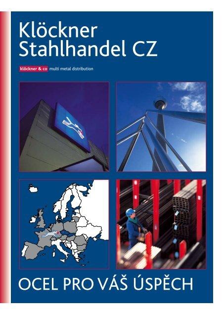 Klöckner Stahlhandel CZ, s. r. o.