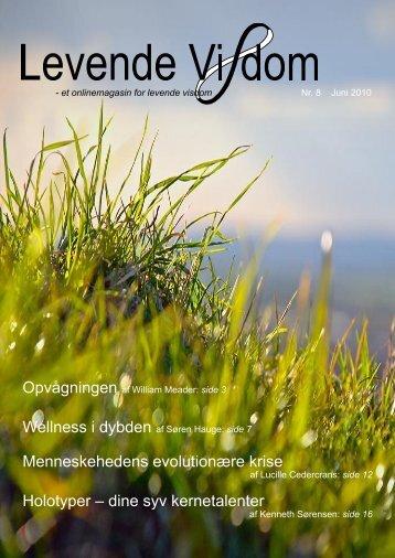 Magasinet 8 - 2010.indd - Center for levende visdom