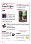 Magasinet 8 - 2010.indd - Center for levende visdom - Page 6