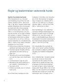 Lovgivning vedrørende hunde - Kennel NEWLUCK - Page 4