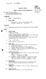 Operation Frog: 46th Royal Marine Commando operation order No 2 ...