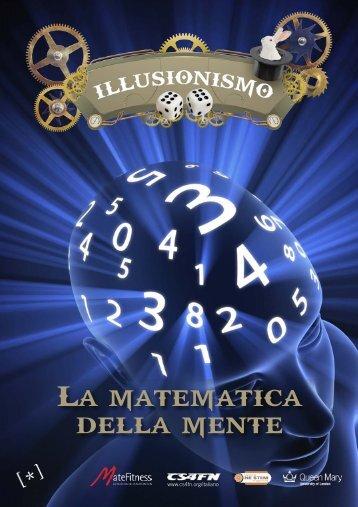 La matematica della mente - cs4fn