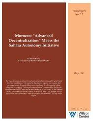 """Advanced Decentralization"" Meets the Sahara Autonomy Initiative"