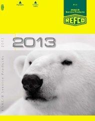 Catalogo generale (PDF, ca. 8 MB) - Refco Manufacturing Ltd.