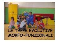 Le Tappe Evolutive - Fondazionesanbenedetto.net