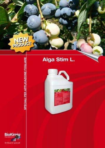 Alga Stim L. - BioKimia International