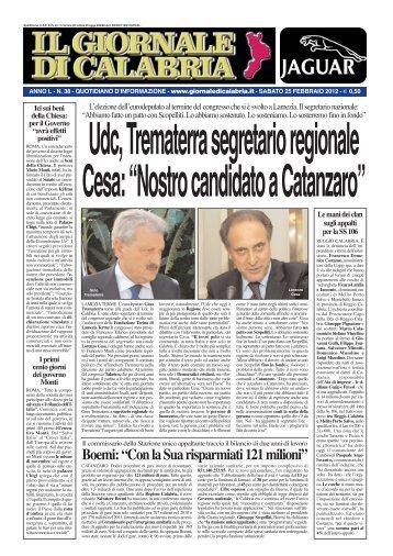 giornale di calabria platinum - photo#5