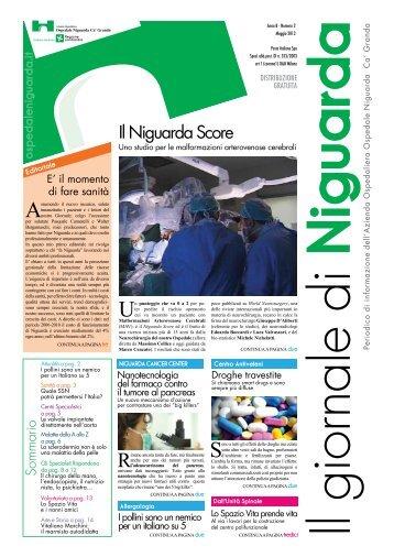 Il Giornale di Niguarda - Ospedale Niguarda Cà Granda