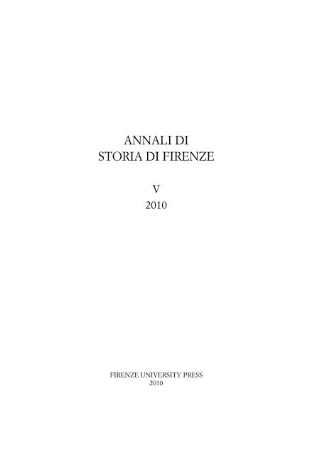 Download Pdf Storia Di Firenze