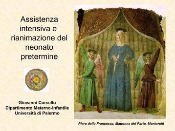 Il punto di vista del neonatologo - AOGOISICILIA.net