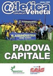 ottobre 2009 - Fidal Veneto