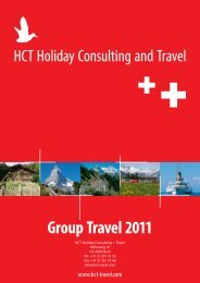 Group Travel 2011