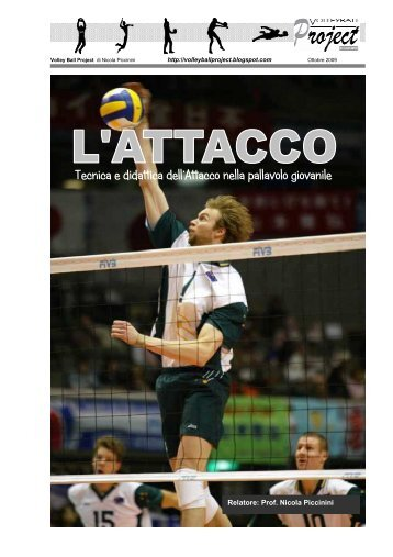 L'attacco - Volleyballproject.it