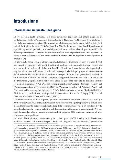 Il documento pdf - Sistema Nazionale Linee Guida