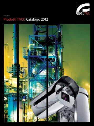 Prodotti TVCC Catalogo 2012