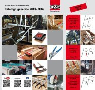 Catalogo generale 2013/2014 - Handelsmarken-schweiz.ch
