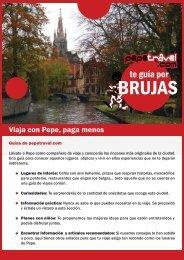 descárgate la guía de Brujas - Blog Pepetravel.com