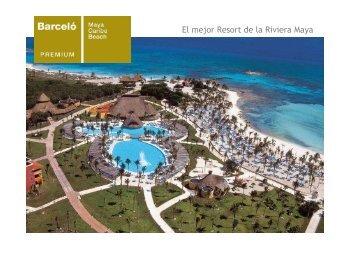 El mejor Resort de la Riviera Maya
