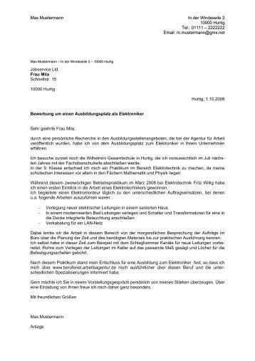 Atemberaubend Probe Lebenslauf Brief Für Frisch Absolvent Galerie ...