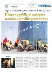 L'Oceanogràfic,el universo marino accesible para todos L ... - Cermi