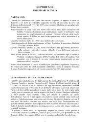 Documento: Reportage delfinari - Oltre la Specie