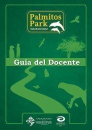 Guía del Docente - Palmitos Park