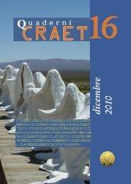 Numero 16 - Dicembre 2010 - craet