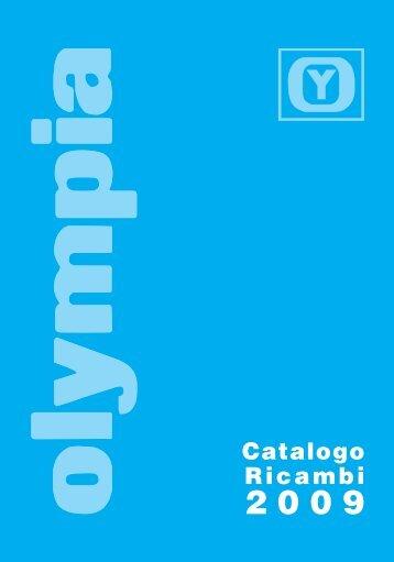 Catalogo Ricambi - Olympia Milano Srl
