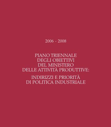 Piano Triennale - Iban