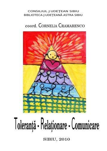Toleranţă – Relaţionare – Comunicare - Biblioteca Judeteana ...