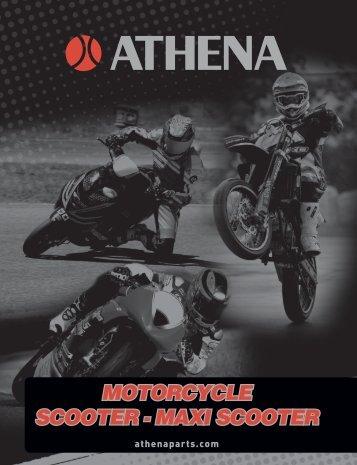 motocicli scooter & maxi scooter - Athena