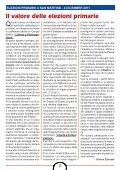 ELEZIONI PRIMARIE ELEZIONI PRIMARIE - Associazione 37036 - Page 2