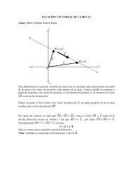 ecuacion-vectorial-recta
