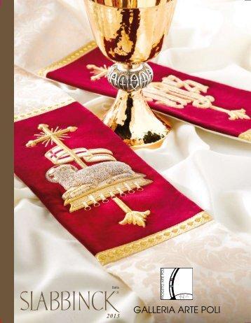 Catalogo generale 2013 - Slabbinck