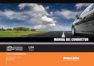 Manual del Conductor - Ministerio de Jefatura de Gabinete de ...
