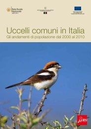 Uccelli comuni in Italia - MITO2000