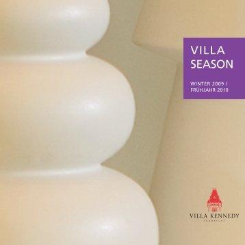 Villa SeaSon - Villa Kennedy