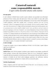 scheda catastrofi naturali.pdf - Libera Conoscenza
