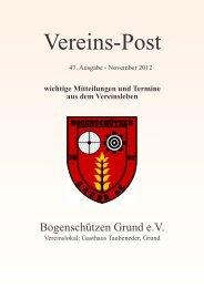 Vereinspost 47 - Vilstal.Net