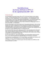 Geschäftsordnung des Kreises 206 Rottal im BTTV e.V. ... - Vilstal.Net