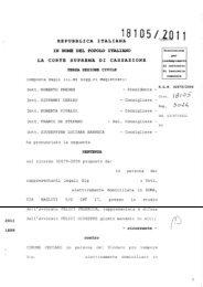 RE P BBLI CA I TALIANA - Gruppo Delfino