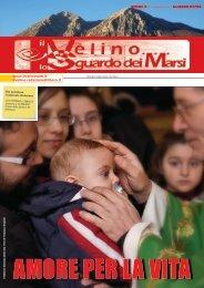 Il Velino, lo Sguardo dei Marsi Anno III, numero 37/03 del 15 ...