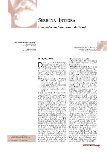 Sericina integra - J.and.C.