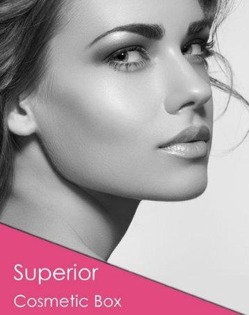 Superior Cosmetic Box - DirectaLab