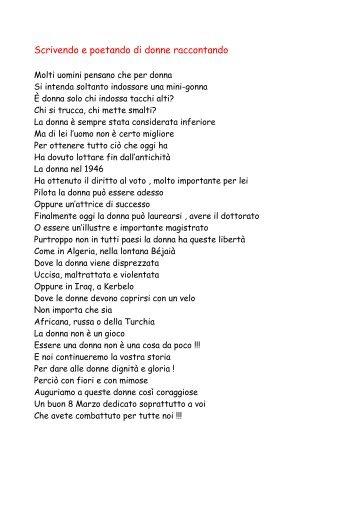"""Scrivendo e poetando - Scuola Secondaria di I grado """"A. Balzico"""""""