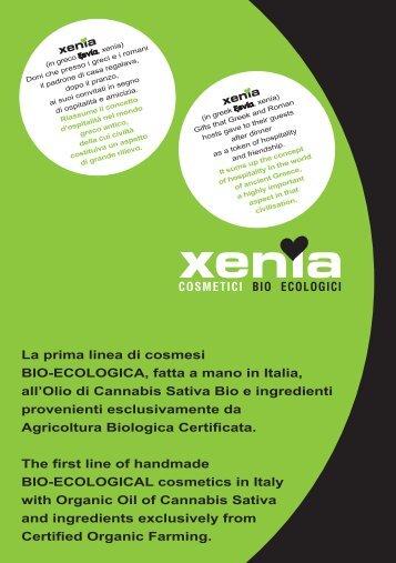 La prima linea di cosmesi BIO-ECOLOGICA, fatta a mano in Italia, all ...