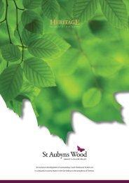 St. Aubyns Wood - Heritage Homes Ltd.