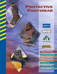 North Protective Footwear - Layman Fire & Safety