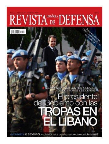 ESPAÑOLA ESPAÑOLA - Ministerio de Defensa