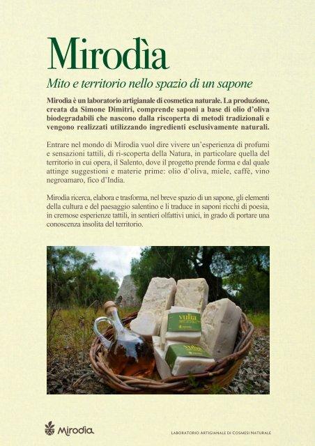 Scarica il catalogo - Mirodìa